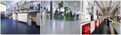 工业橡胶地板