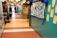 教育系统胶地板