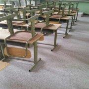 学校防滑橡胶地板