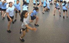 彩色橡胶地板—为孩子营造健康快乐的成长环境