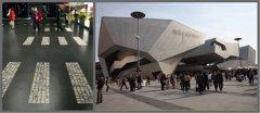诺拉橡胶地板为世博场馆增加舒适体验