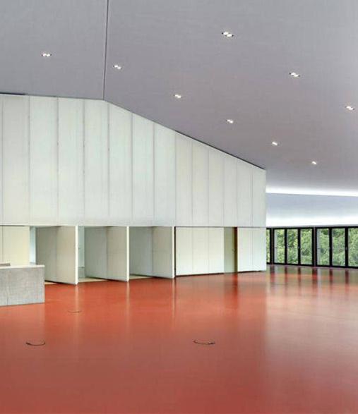 诺拉橡胶地板sentica系列